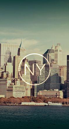 New York #lomo #retro photography wallpaper - @mobile9