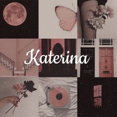 Katerina // name aesthetic