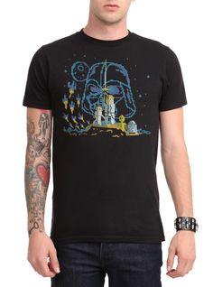 Star Wars Pixel Classic T-Shirt   Hot Topic