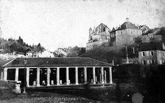 Lausanne, Ravin, Montreux, Saute, Place, Vintage Posters, Switzerland, Landscapes, Photos