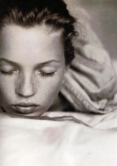 Kate Moss by Mario Testino.. Even though most of his work is photographing celebrities, he has a remarkable way of capturing beauty that intrigues any eye.