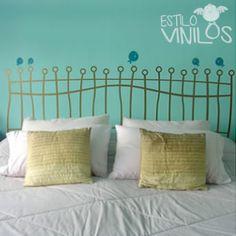 Vinilo Dormitorio 14
