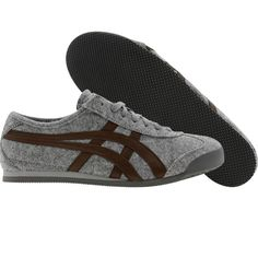 Asics Onitsuka Tiger Mexico 66 (grey felt / bison)