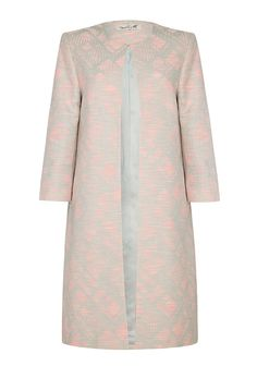 Damsel in a Coat QUARRY COAT dress to match