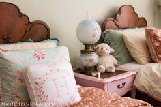 Girls Bedroom @ JosieJones & Co.
