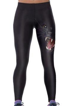 Howling In The Dark Women Trendy Yoga Pants Yoga Leggings, Capri Leggings,  Capri Pants c1bafa6e3b3