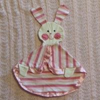 Tutorial - How to Make a Bunny Security Blanket