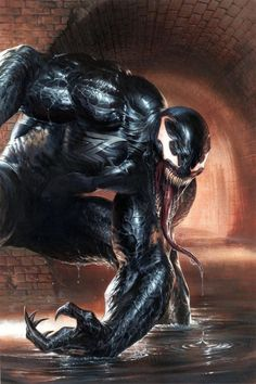 Venom by Gabriele Dell'otto.