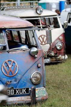 VW Rat Bus