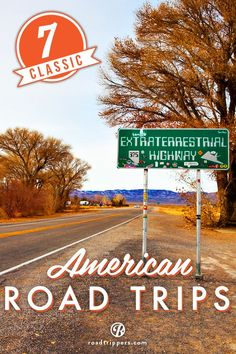 Your guide to the 7 most essential American road trips.#roadtrip #travel