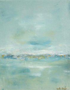 Aqua abstract.