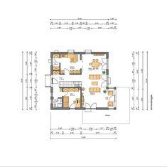Landhaus bond grundriss eg energiesparhaus mit riesiger for Baumeister programm kg