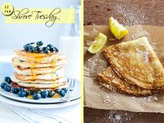 Shrove Tuesday recipes