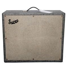 Supro Thunderbolt  used on early Zeppelin recordings