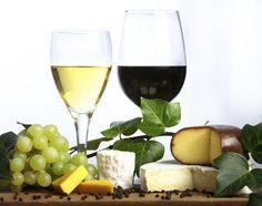 Queijo e vinho tinto: o divórcio perfeito!