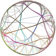 image bundling - Scientific Visualization and Computer Graphics (SVCG) - University of Groningen and Christophe Hurter - http://www.cs.rug.nl/svcg/Shapes/KDEEB