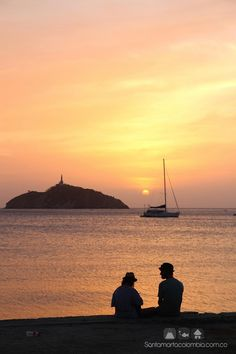 Santa Marta - Colombia Santa Marta, Magdalena, Sunset Pictures, Beautiful Sunrise, Sunrises, Australia, Celestial, Outdoor, Saints