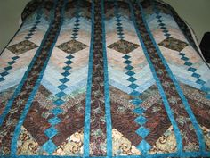 french braid quilt | beautiful french braid quilt one of the board members sent me to quilt ...