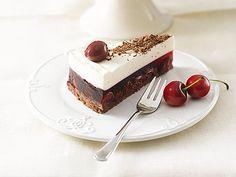 Philadelphia-Torte Schwarzwälder Kirsch (Rezept mit Bild)   Chefkoch.de