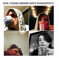 Basically just a bunch of My Chemical Romance memes that I post becau…