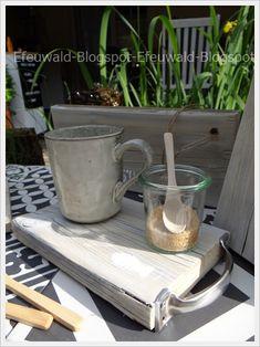 Upcycling: Vom Gartenzaun zur Sommerdeko!