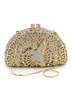 Golden Diamond Exquisite Evening Bag _Evening Bag_Women Bags_Sexy Lingeire | Cheap Plus Size Lingerie At Wholesale Price | Feelovely.com