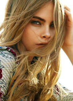 RL        Cara Delevingne | Inspiration for Editorial Fashion Photographer Drew Denny #Cara #Delevingne