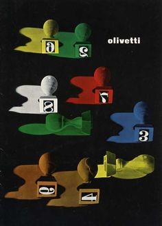 Olivetti Stamps