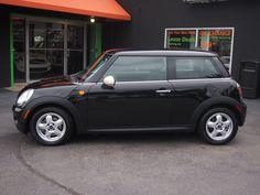 2010 Mini, 42K, $13,500