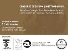 Concurso de diseño e identidad visual para el Colegio San Francisco de Asís por Maximiliano Maldonado