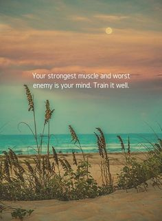 Your mind....