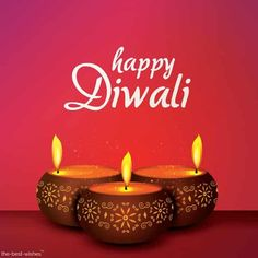 Best Diwali Wishes, Greetings, Images and Messages [ 2020 ] Diwali Lamps, Diwali Lights, Best Diwali Wishes, Happy Diwali Pictures, Goddess Lakshmi, Can Lights, Wishes Images, Wishes For You, Stay Happy