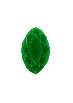 Baguera Navette Ring Jade