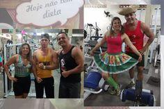 "Academia Espaço Fitness realiza grande ""Lanche Junino"" e recebe novo parceiro"