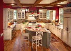 My beautiful kitchen.