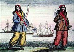 Mary Read  nació en 1684 fruto de los amores adúlteros de la esposa de un marinero londinense que se hallaba en alta mar cuando nació la niñ...