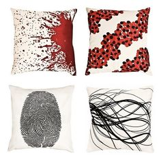 Forensic Pillow Set from Lost City