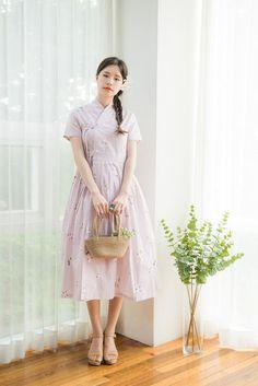 Chiffon Skirt, Lace Skirt, Modern Hanbok, Korean Dress, Layered Skirt, Casual Party, Hair Piece, Wrap Style, Parties