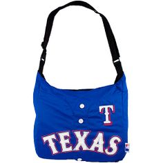 Texas Rangers Jersey Team Tote by Little Earth - MLB.com Shop