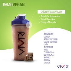 29/04/16 Shake Me!™ Vegan llega a México!! Alimento en polvo con más de 12…