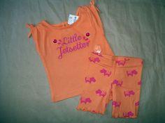 NWT GYMBOREE Baby Girl 6-12 6 12 Month 2 Pc Set Outfit Shirt Shorts BATIK SUMMER