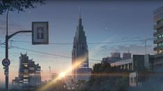 kimi no na wa Part 2 - - Anime Image Anime Scenery Wallpaper, Hd Anime Wallpapers, Background Images Wallpapers, Wallpaper Backgrounds, Wallpaper Dekstop, Kimi No Na Wa Wallpaper, Name Wallpaper, Cityscape Wallpaper, Sunset Wallpaper
