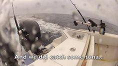 The Blue by Mark Peters. Albacore hunting off Santa Cruz, with an unexpected result with the new GoPro torpedo I built...
