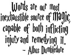 "COPY THIS: According to Professor Albus Dumbledore, ""_____."" ADD your thoughts, and WRITE for 12 minutes. **Standards: W2, W9, L2 (developing topics using quotations, establishing a formal style, drawing evidence from text to support analysis, correctly punctuating direct quotes) Lesson source: http://pinterest.com/elaseminars/ (Poster link provided below)"