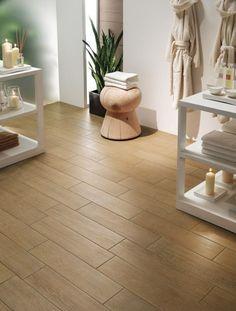 revêtement de sol et salle de bains en bois