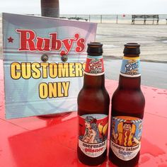 Rain or Shine: Beers on the boardwalk can't be beat Ruby's