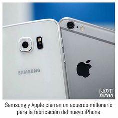 Samsung y Apple más que buenos amigos son dos compañías que al mezclar sus nombres podrían catalogarse como sinónimo de rivalidad. Compiten en muchos sectores tecnológicos principalmente en el de los smartphones y en más de una ocasión se han visto inmiscuidos en peleas legales en las cortes de varios países del mundo. Sin embargo esta no es razón suficiente para que ambas empresas puedan estrechar la mano a la hora de hacer negocios y es que todo parece indicar que han cerrado un acuerdo…