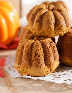 Pumpkin Chia Seed Muffin Recipe