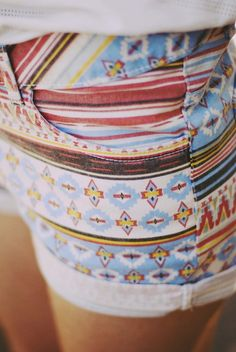 my tribal shorts