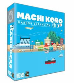 'Machi Koro' Expansion Coming Q4; Adds Fifth Player